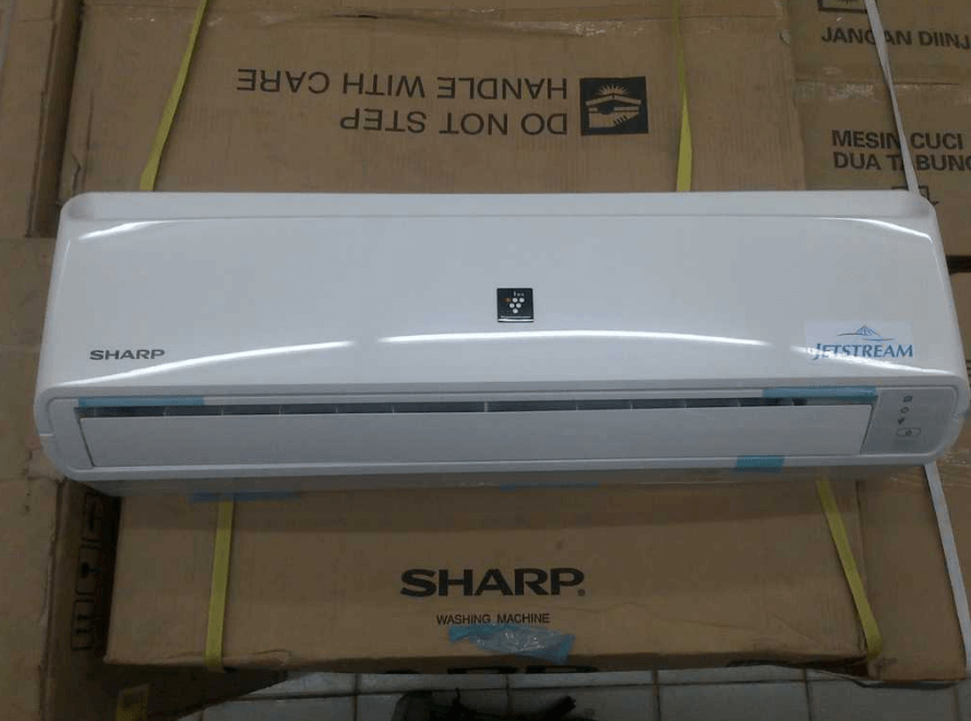 Gambar AC SHARP Low Watt