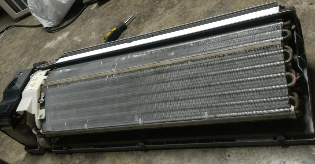 Gambar evaporator ac
