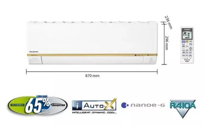 Gambar AC Panasonic Inverter CS-S13RKP