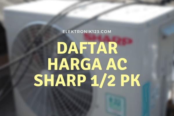 Gambar DAFTAR HARGA AC SHARP