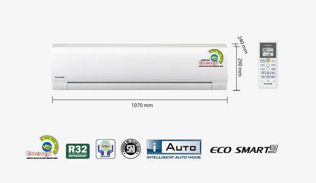 Gambar AC Panasonic 1 2 PK CS CU PN24SKP