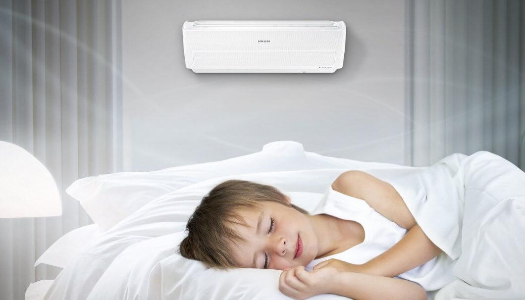 Fitur Good Sleep Mode AC Samsung