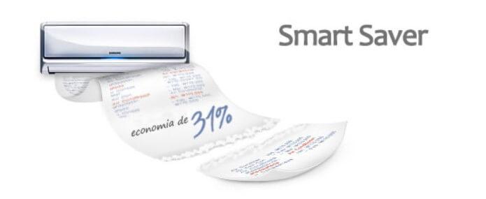 Smart Saver pada AC Samsung
