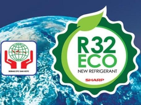 Gambar R32 Eco New Refrigerant