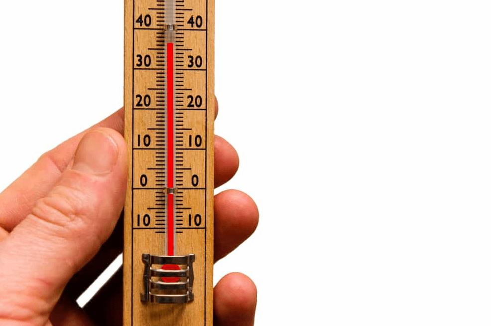 Gambar Suhu Temperatur