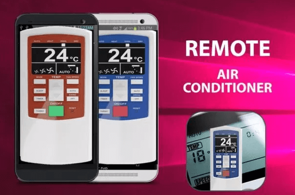 Aplikasi Air Conditioner Remote Control