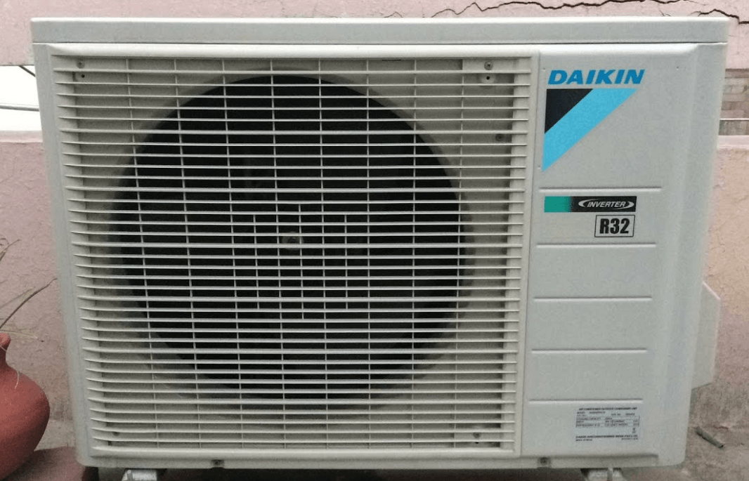 Unit outdoor AC