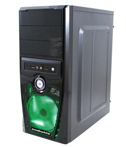 Casing PC Murah Simbadda SIM V 3020