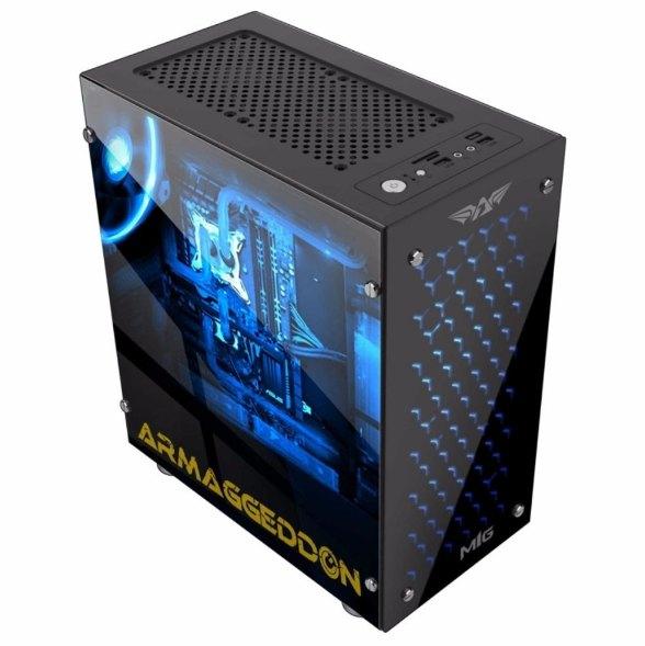 Gambar Casing PC Gaming Armaggeddon M1G
