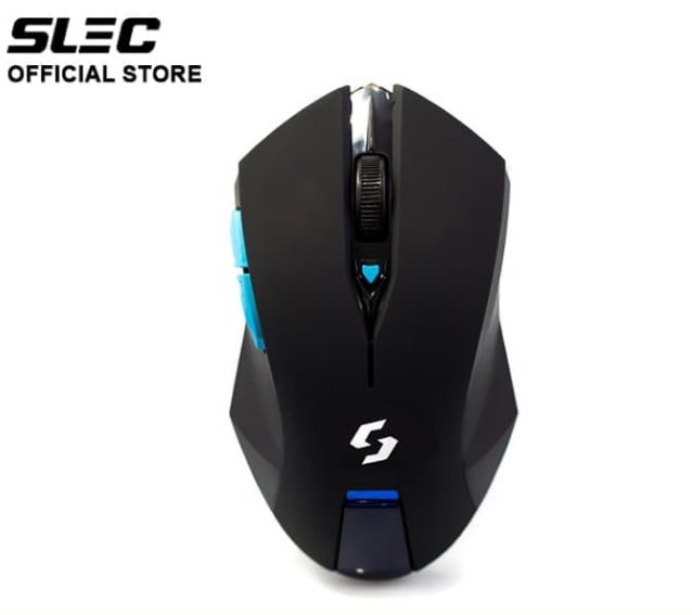 Gambar Mouse Wireless Gaming NC600 SLEC PROGambar Mouse Wireless Gaming NC600 SLEC PRO