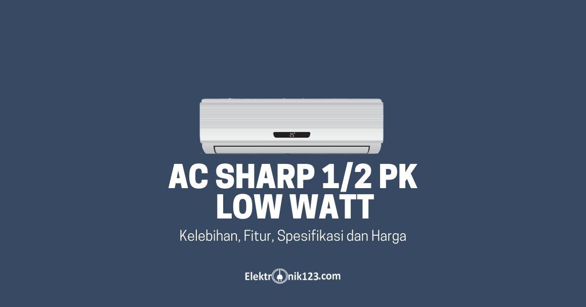 AC SHARP 0,5 PK Low Watt