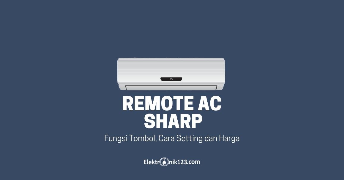 remote ac sharp