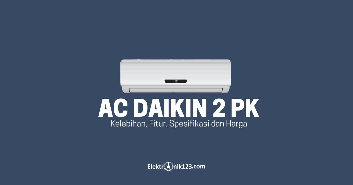 AC DAIKIN 2 PK