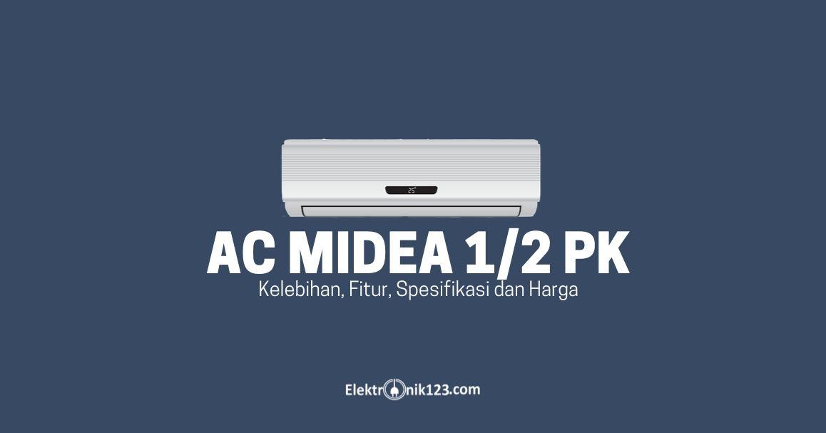 AC MIDEA 0,5 PK