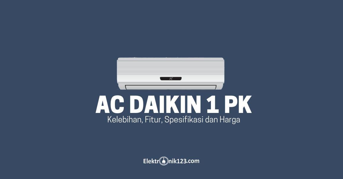 ac daikin 1 pk