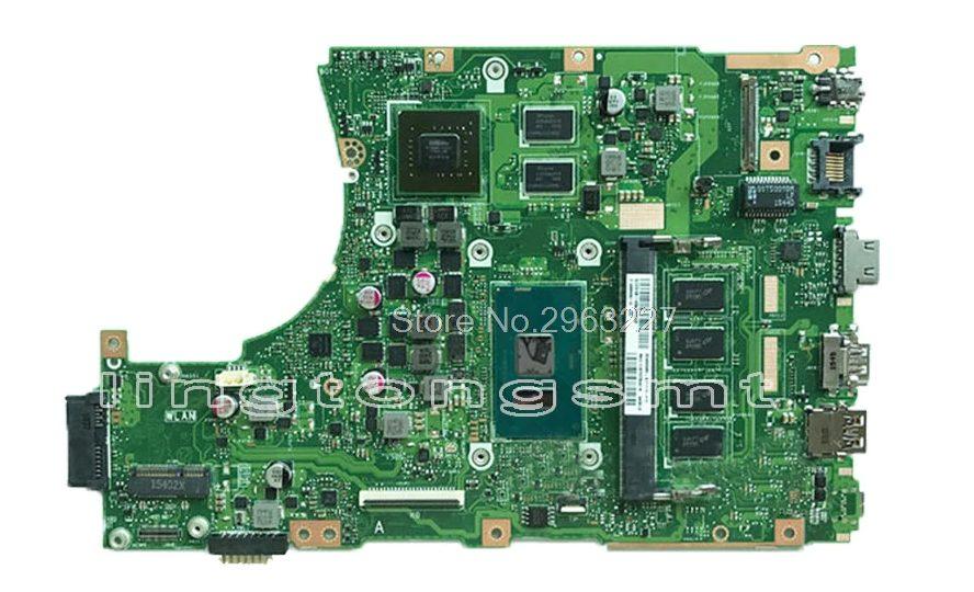 Motherboard ASUS A456U