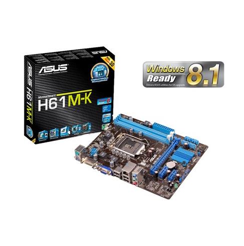 Motherboard-ASUS-H61M-K