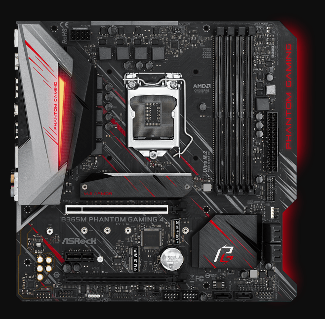 Motherboard-Asrock-B365M-Phantom-Gaming-4