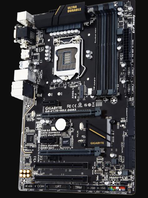 Motherboard-Gigabyte-DDR3