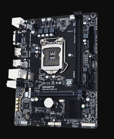 Motherboard-Gigabyte-DDR4