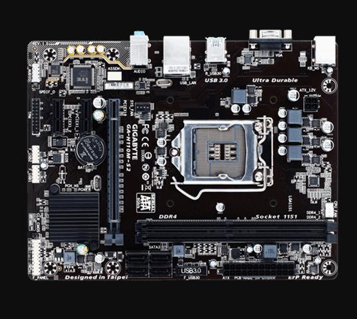 Motherboard-Gigabyte-H110