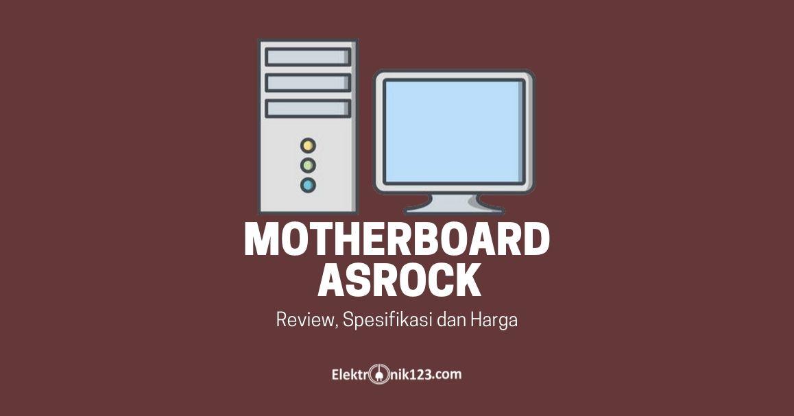 motherboard asrock