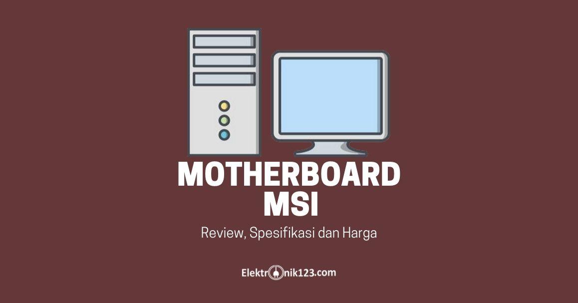motherboard msi