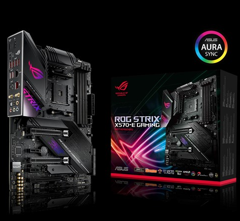 Motherboard-Asus-ROG-STRIX-X570-E-Gaming