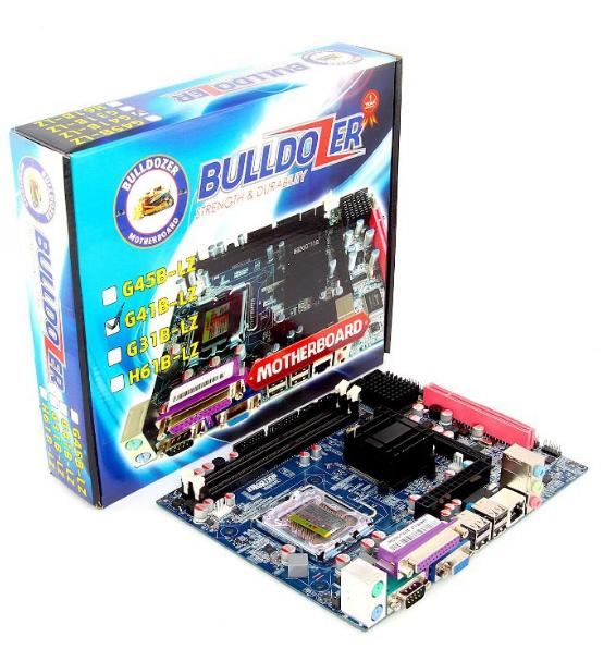 Motherboard-Buldozer-H61
