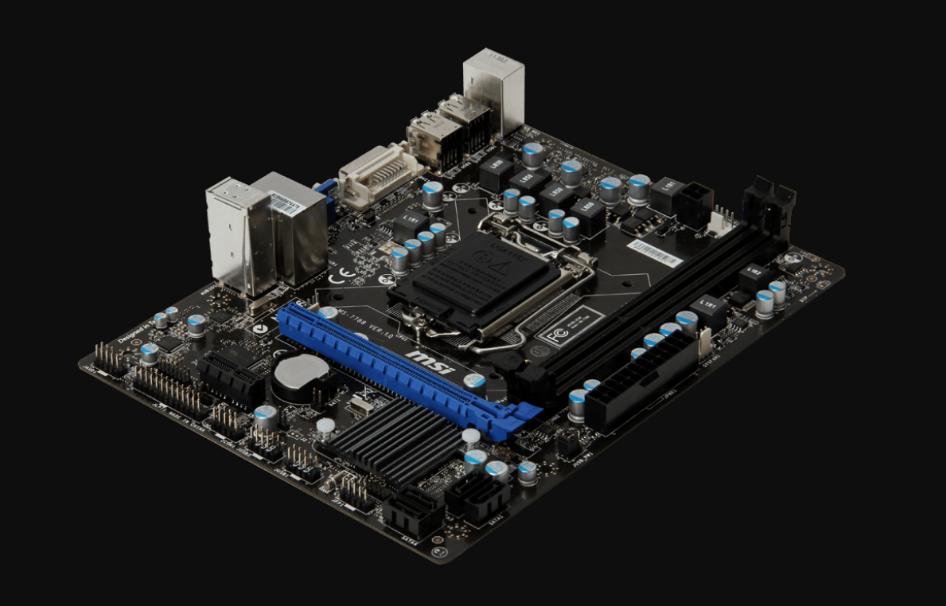 Motherboard-MSI-H61M-P31-W8