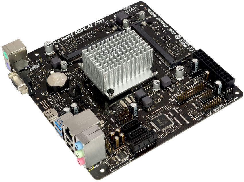 Motherboard-Mini-ITX-Biostar-J3060NH