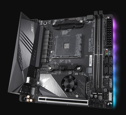 Motherboard-Mini-ITX-Gigabyte-X570-I-AORUS-PRO-WIFI