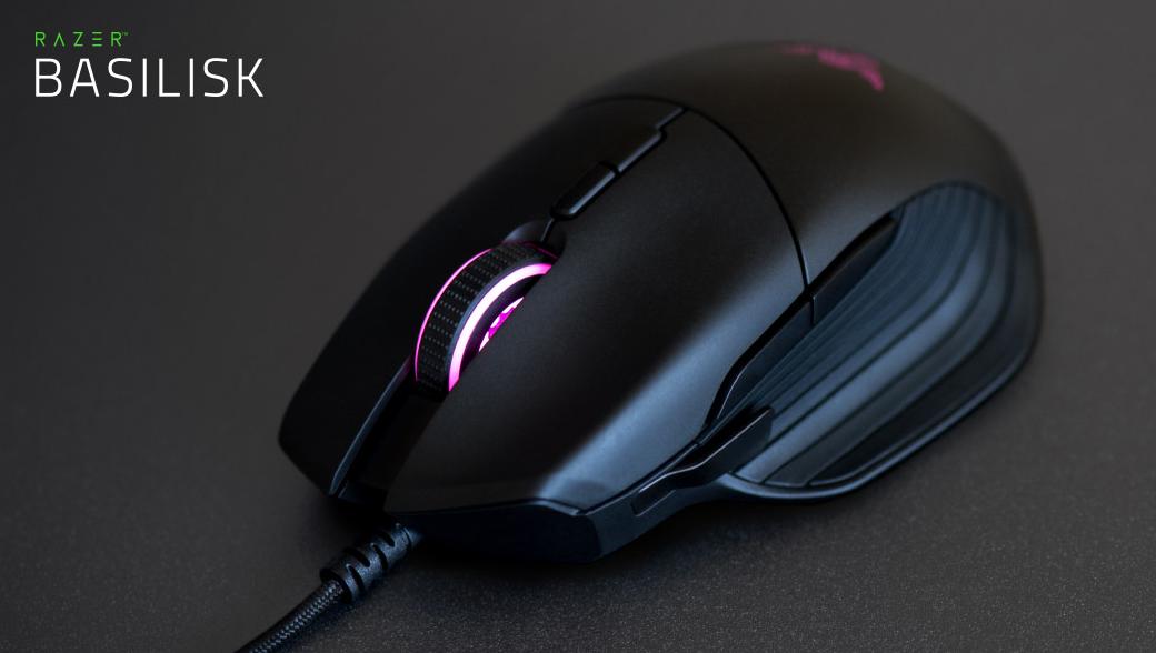 Razer-Basilisk-Gaming-Mouse