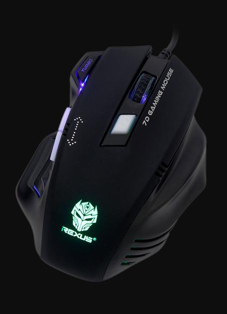 Rexus-RXM-G7-Elite-2400-Gaming-Mouse