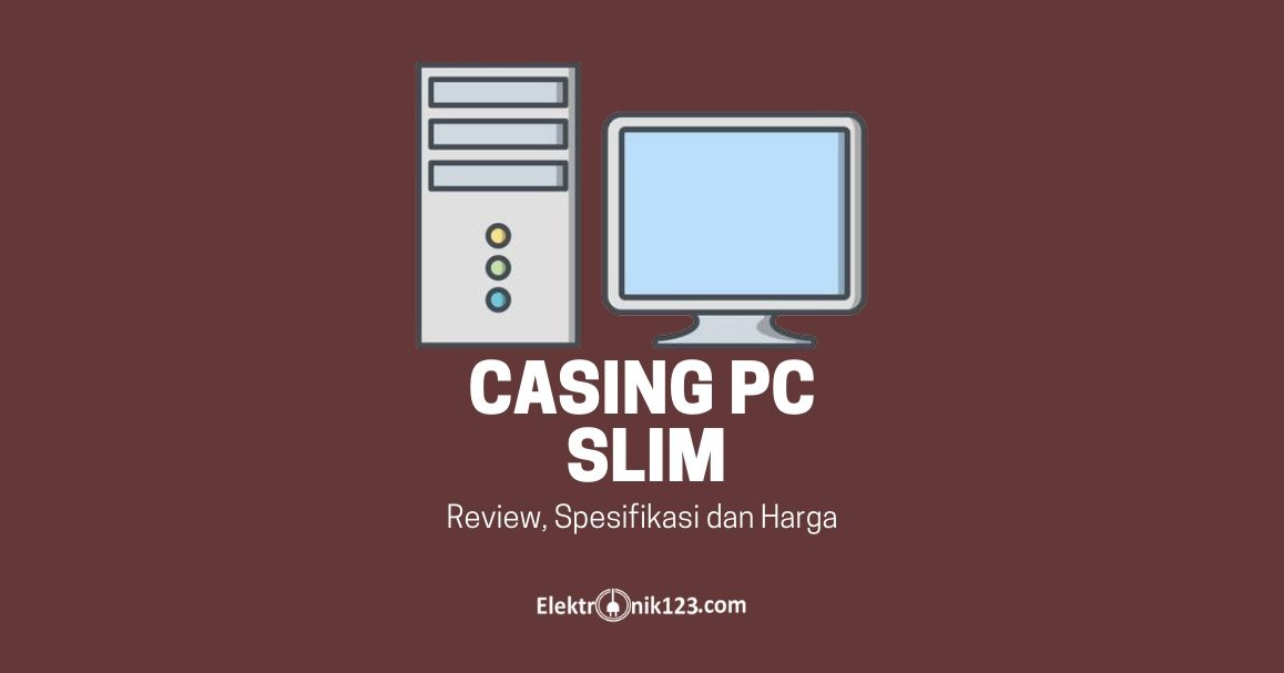 casing pc slim