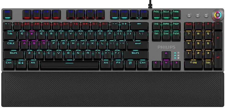 Philips-G614-Keyboard-Gaming
