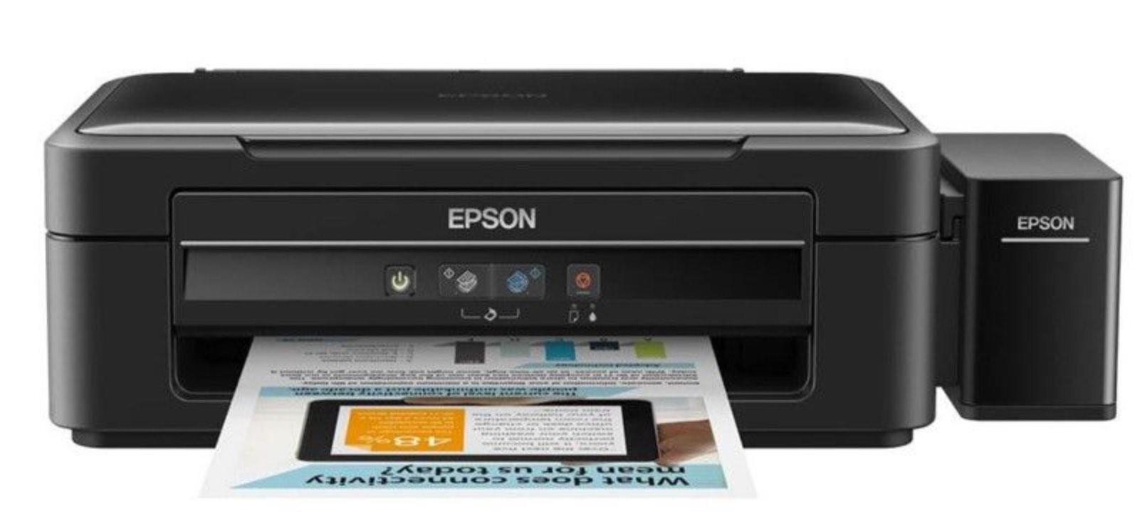 Cara Reset Printer Epson L360 Manual