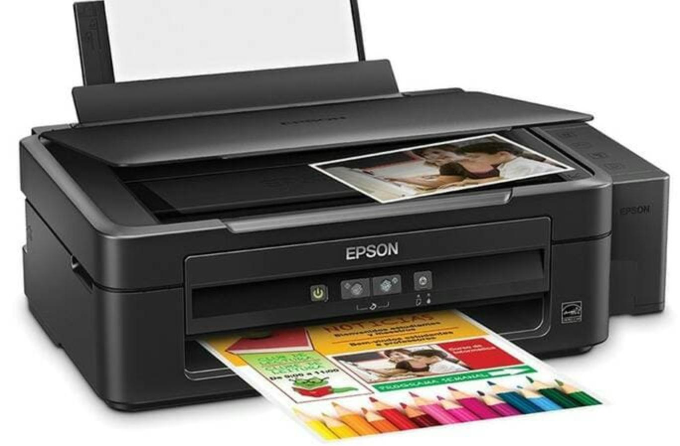 Cara Reset Printer Epson L220 Manual