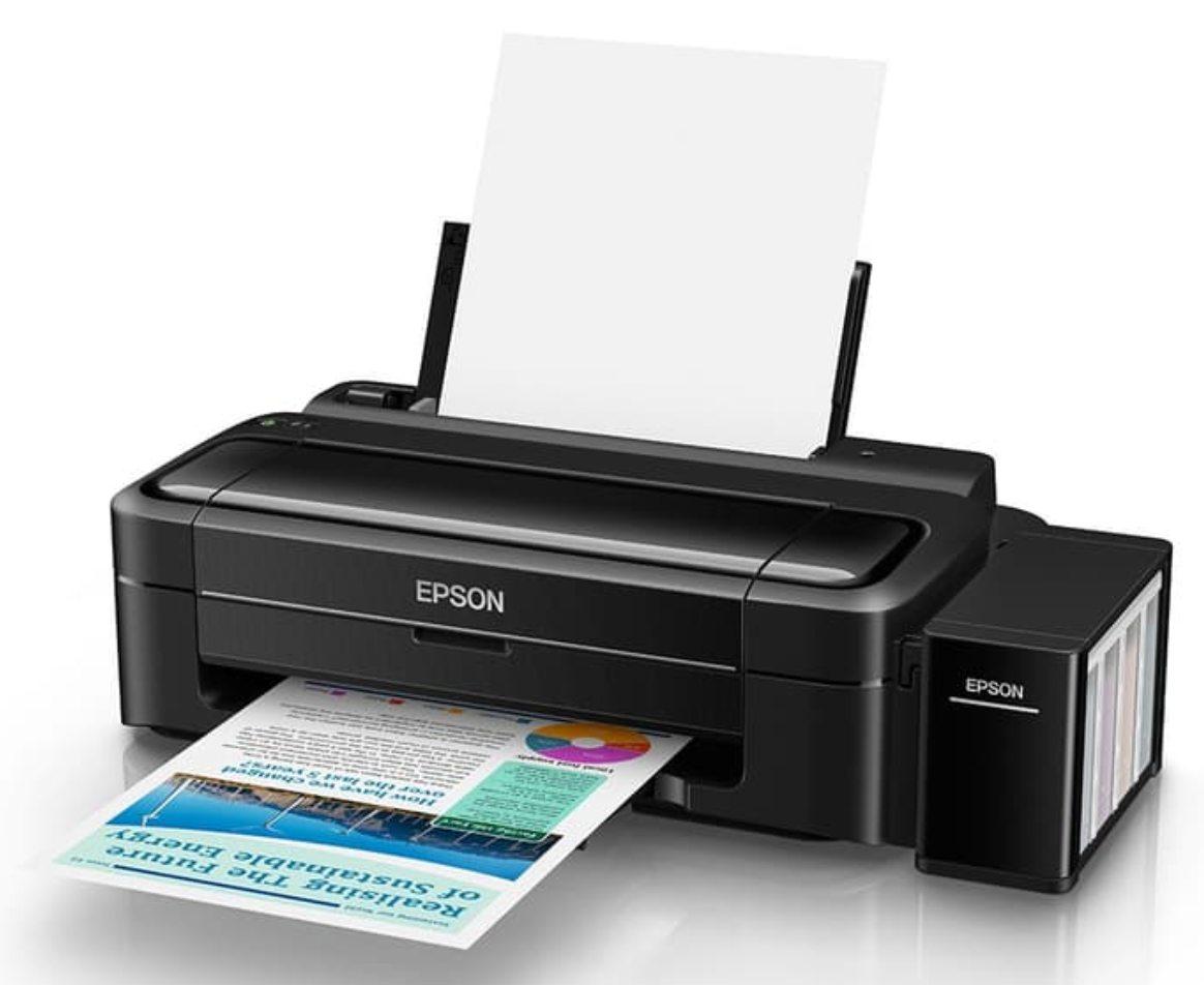 Cara Reset Printer Epson L310 Manual