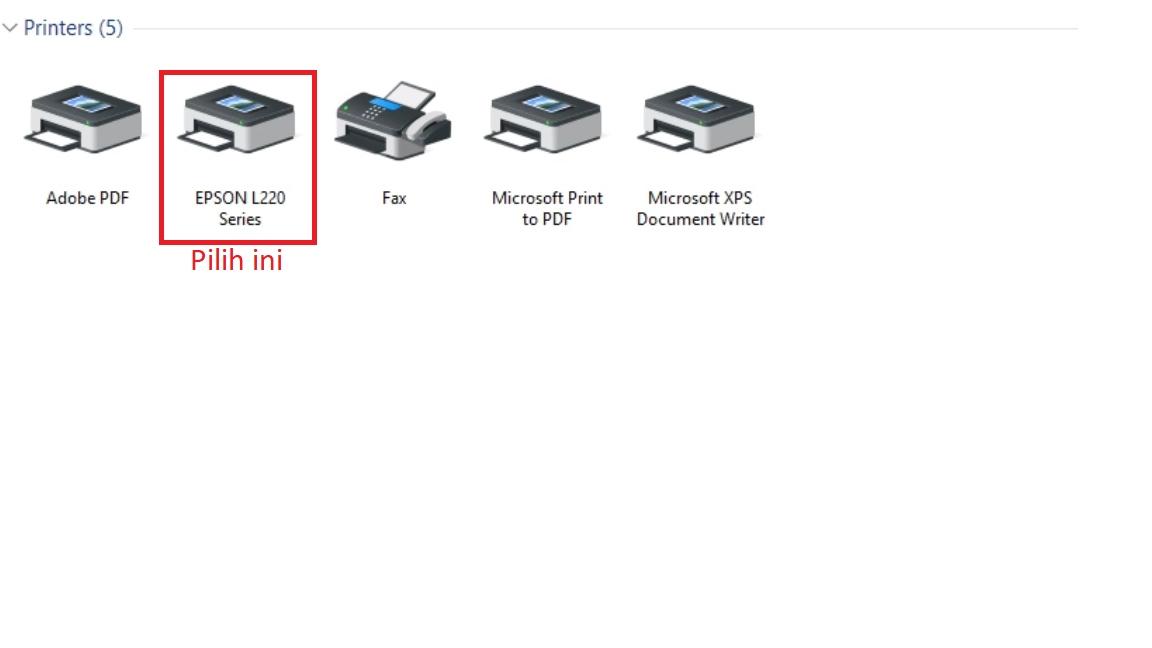 Pilih-printer-epson-l220