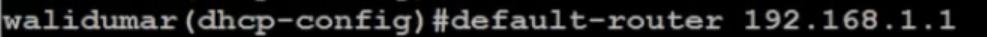 Masukan-default-router