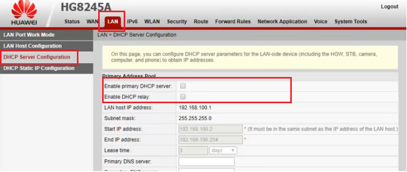 Setting-dhcp-configurasi